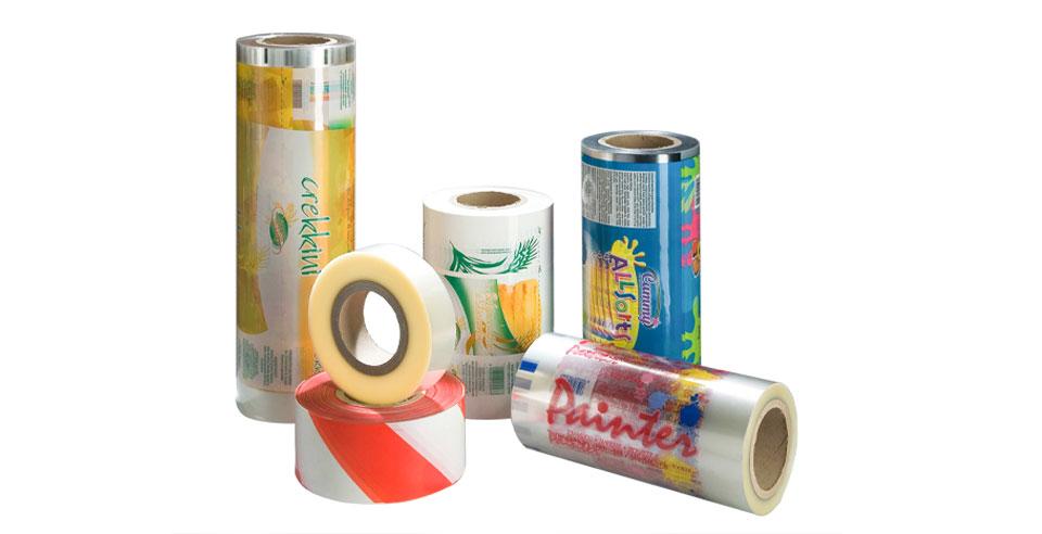 Realizzazione rotoli in materiale plastico per confezionamento | Implast Srl