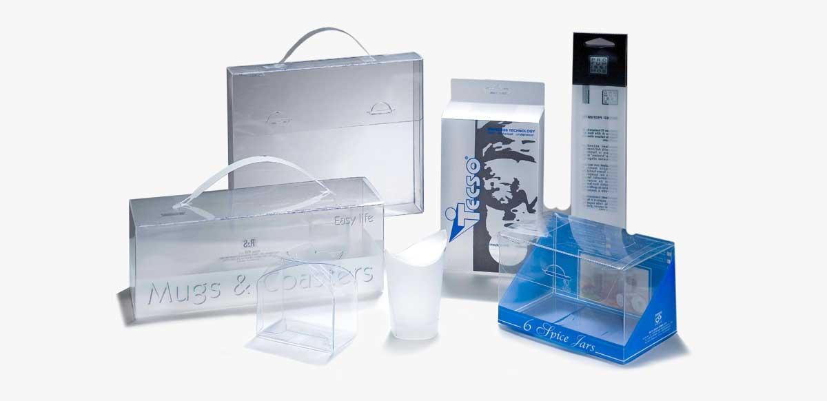 Astucci in PVC per packaging | Implast Srl