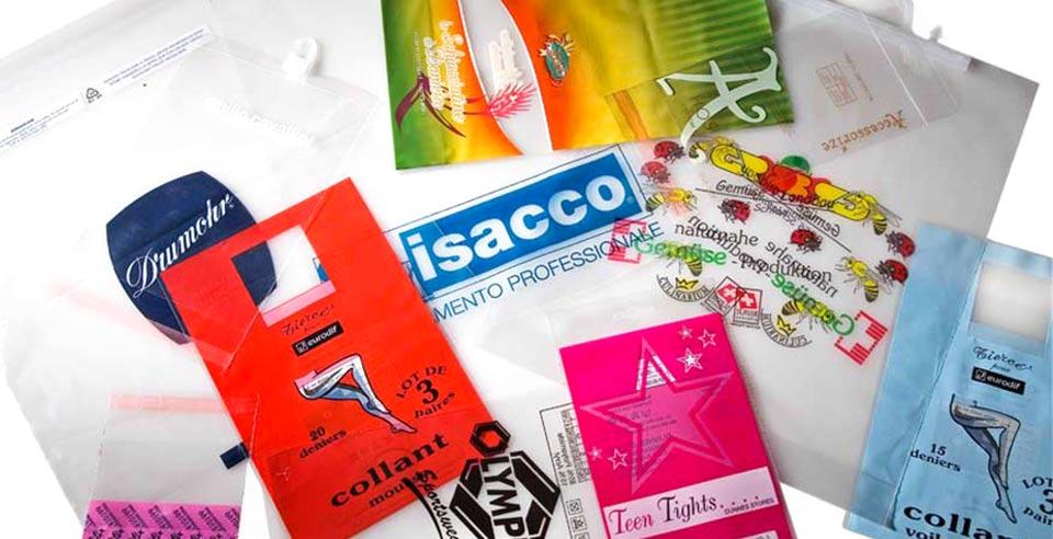 Buste in PVC personalizzabili con loghi e colori dell'azienda | Implast Srl