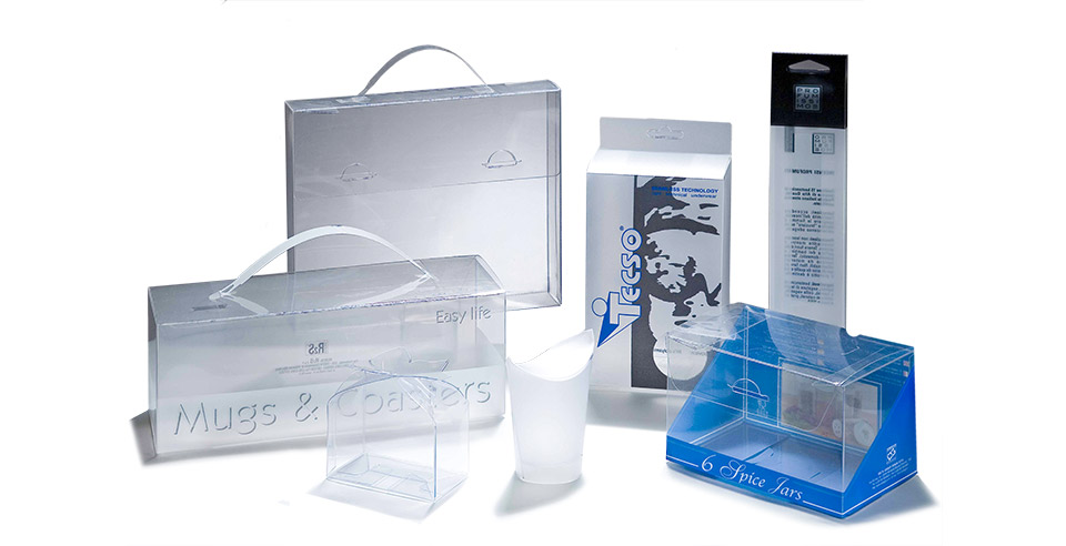 Astucci in PVC per packaging | Implast Srl