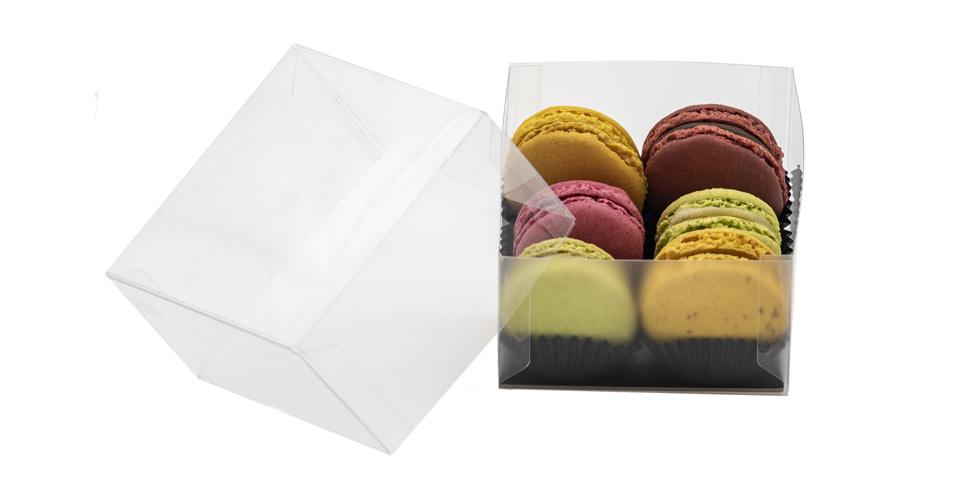 Scatola in PVC personalizzata per il confezionamento di prodotti alimentari | Implast Srl
